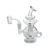Pipa cristal MJ Arsenal Mini Rig 10cm