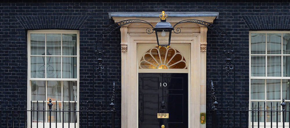 MY CURIOUS VISIT TO NUMBER 10