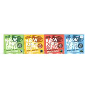 New Kings Coffee - Coffee Selection
