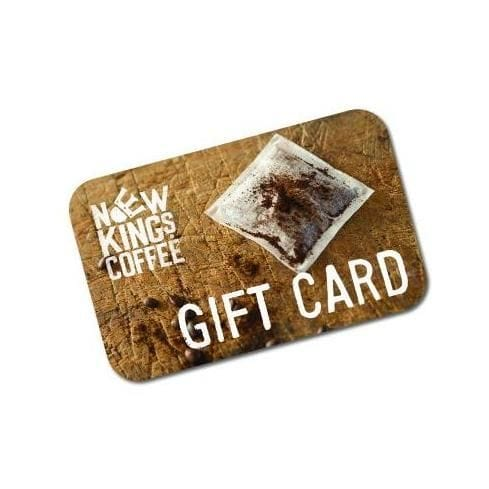 Gift Card - New Kings Coffee