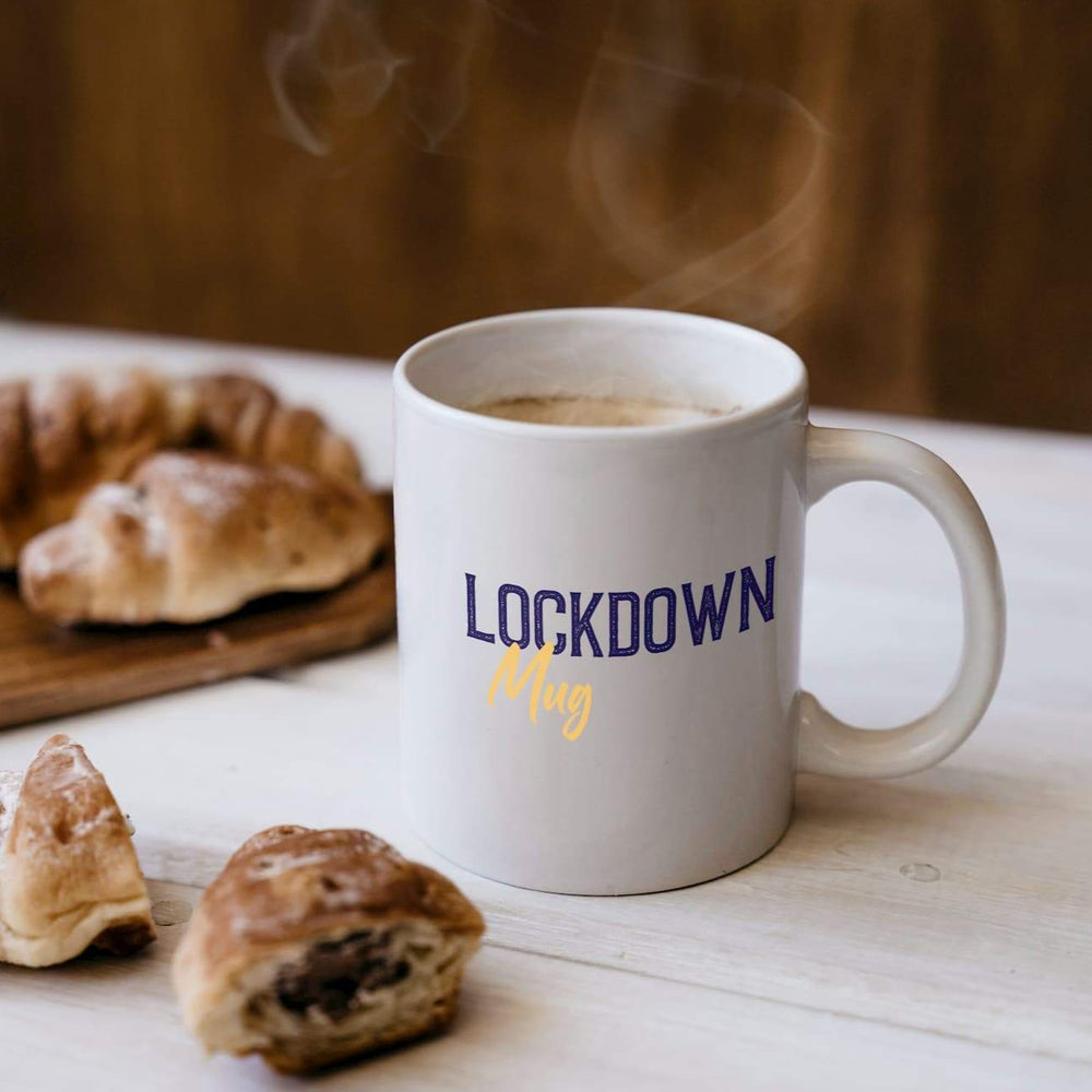 Limited Edition Lockdown Mug