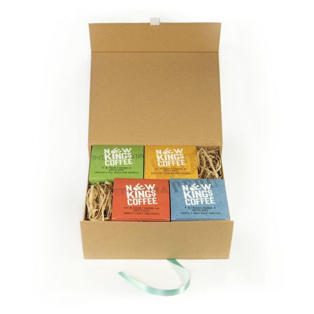 Coffee Selection Gift Box - New Kings Coffee