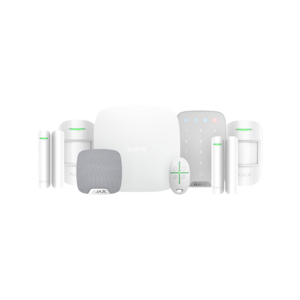 Ajax Security Kit Deluxe White