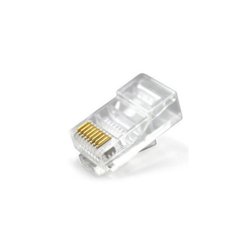 Installatie Connector RJ45 Cat5e