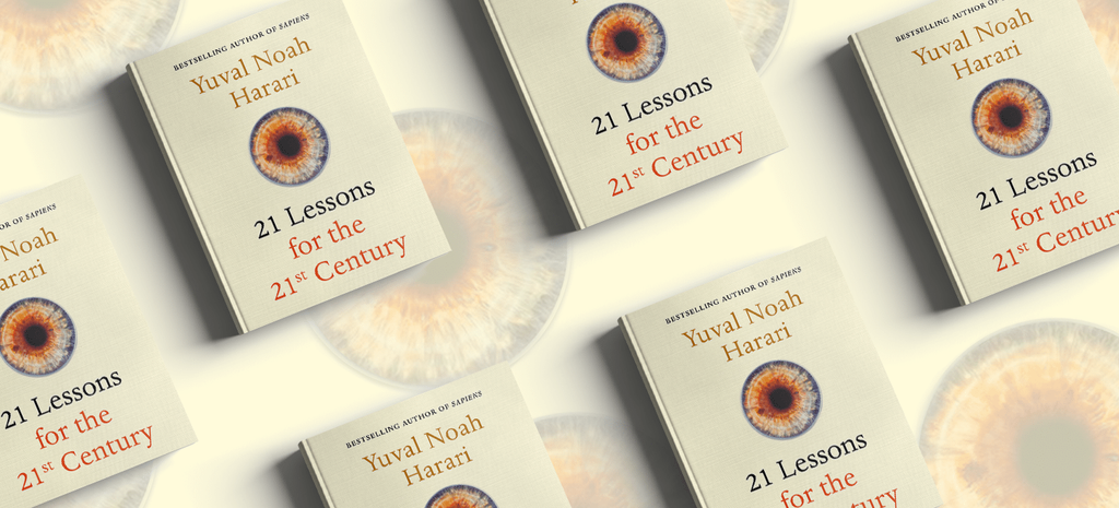21 lessons 21 century Yuval Noah Harari review technology impact