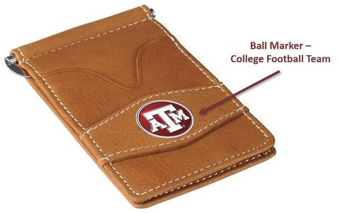 Necessary Accessory with Style - Leather Wallet