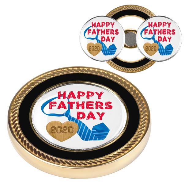 Father's Day 2020 - Challenge Coin / 2 Ball Markers