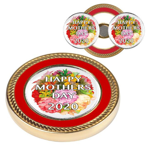 Mother's Day 2020 - Challenge Coin / 2 Ball Markers
