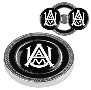 Alabama A&M Bulldogs - Challenge Coin / 2 Ball Markers - Linkswalkerdirect