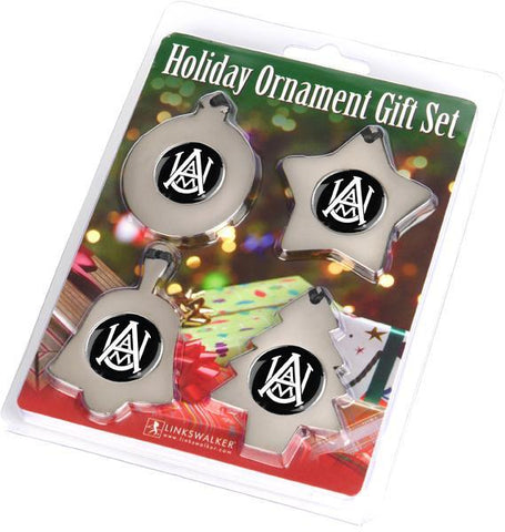 Alabama A&M Bulldogs - Ornament Gift Pack - Linkswalkerdirect
