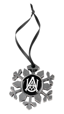 Alabama A&M Bulldogs - Snow Flake Ornament