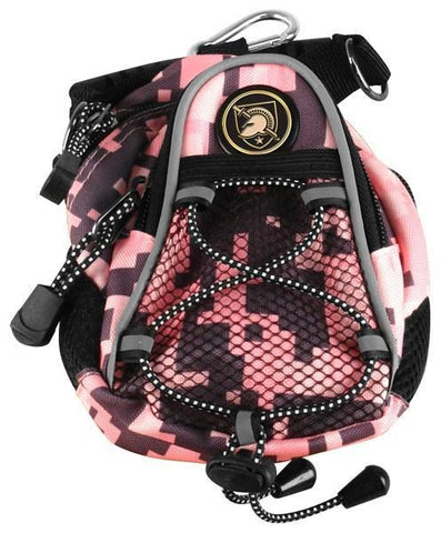 Army Black Knights - Mini Day Pack  -  Pink Digi Camo - Linkswalkerdirect