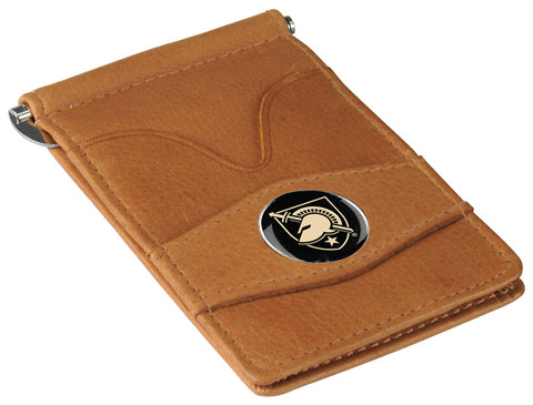 Army Black Knights Lightweight Leather Golf Wallet