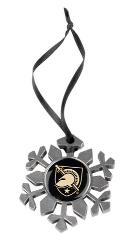 Army Black Knights - Snow Flake Ornament
