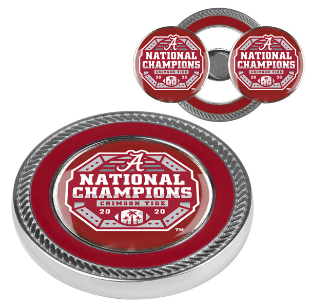 Alabama Crimson Tide National Championship - Challenge Coin / 2 Ball Markers