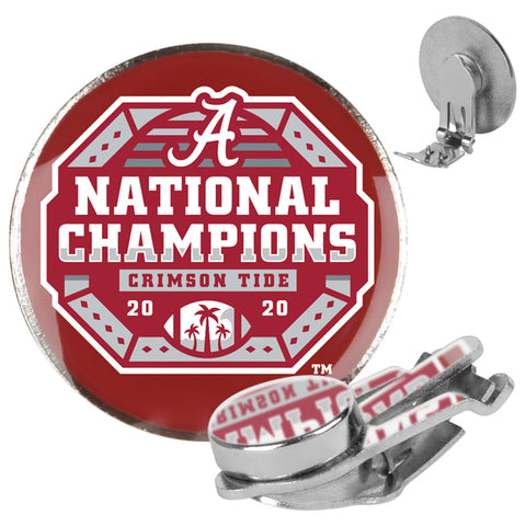 Alabama Crimson Tide National Championship - Clip Magic