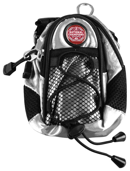 Alabama Crimson Tide National Championship - Mini Day Pack  -  Silver