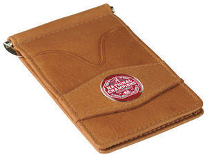 Alabama Crimson Tide National Championship - Lightweight Leather Golf Wallet