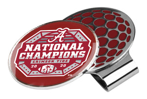 Alabama Crimson Tide National Championship - Golf Clip