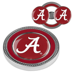 Alabama Crimson Tide - Challenge Coin / 2 Ball Markers - Linkswalkerdirect