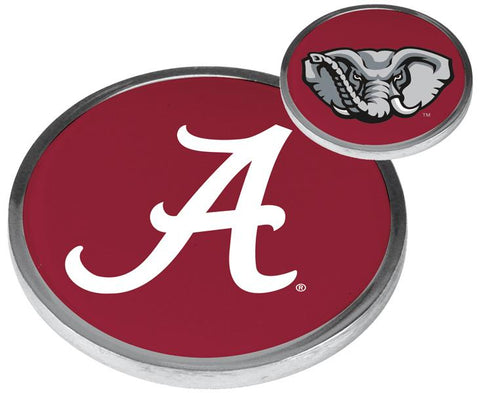 Alabama Crimson Tide - Flip Coin - Linkswalkerdirect
