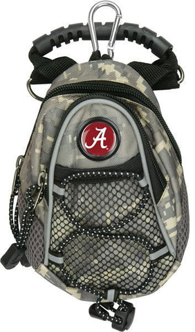 Alabama Crimson Tide - Mini Day Pack  -  Camo - Linkswalkerdirect