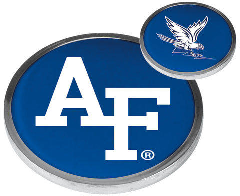 Air Force Falcons - Flip Coin - Linkswalkerdirect