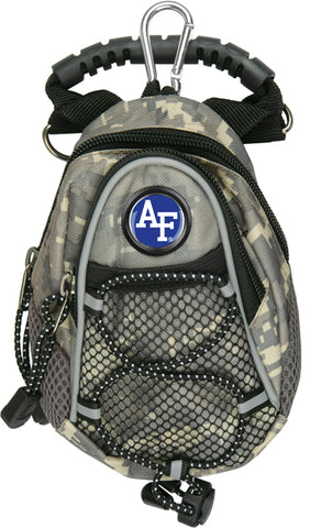 Air Force Falcons - Mini Day Pack  -  Camo - Linkswalkerdirect