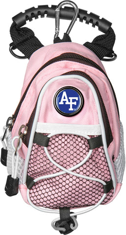 Air Force Falcons - Mini Day Pack  -  Pink - Linkswalkerdirect