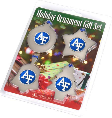 Air Force Falcons - Ornament Gift Pack - Linkswalkerdirect