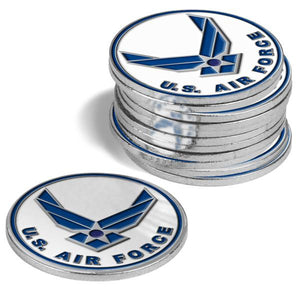 US Air Force - 12 Pack Ball Markers