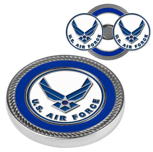 US Air Force - Challenge Coin / 2 Ball Markers