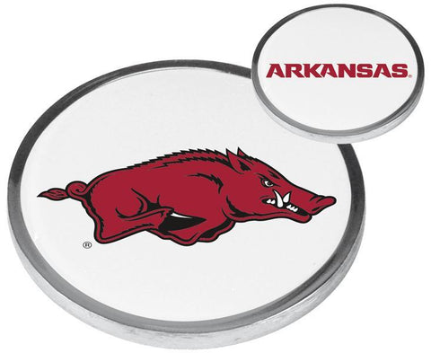 Arkansas Razorbacks - Flip Coin - Linkswalkerdirect
