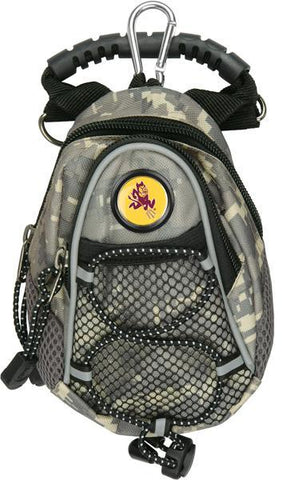 Arizona State Sun Devils - Mini Day Pack  -  Camo - Linkswalkerdirect