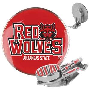 Arkansas State Red Wolves - Clip Magic