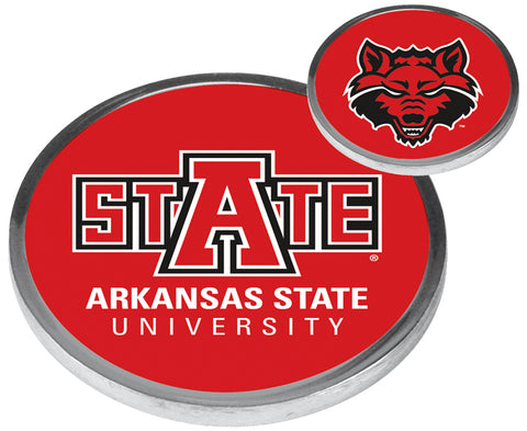 Arkansas State Red Wolves - Flip Coin
