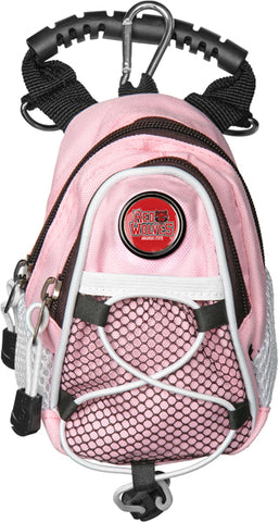 Arkansas State Red Wolves - Mini Day Pack  -  Pink