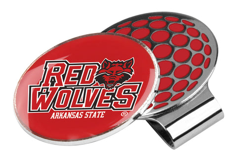 Arkansas State Red Wolves - Golf Clip