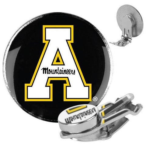 Appalachian State Mountaineers - Clip Magic - Linkswalkerdirect