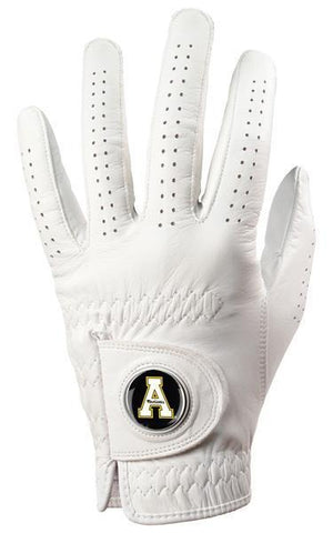 Appalachian State Mountaineers - Cabretta Leather Golf Glove - Linkswalkerdirect