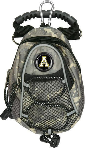 Appalachian State Mountaineers - Mini Day Pack  -  Camo - Linkswalkerdirect