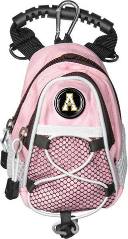 Appalachian State Mountaineers - Mini Day Pack  -  Pink - Linkswalkerdirect