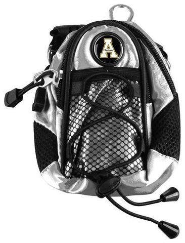 Appalachian State Mountaineers - Mini Day Pack  -  Silver - Linkswalkerdirect