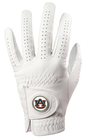 Auburn Tigers - Cabretta Leather Golf Glove - Linkswalkerdirect