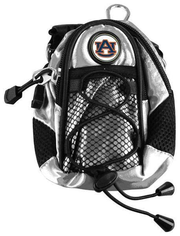 Auburn Tigers - Mini Day Pack  -  Silver - Linkswalkerdirect