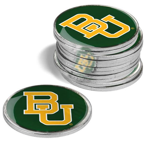 Baylor Bears - 12 Pack Ball Markers