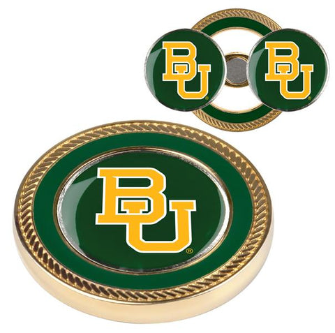 Baylor Bears - Challenge Coin / 2 Ball Markers