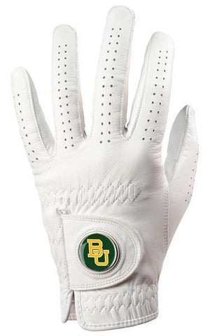 Baylor Bears - Cabretta Leather Golf Glove - Linkswalkerdirect