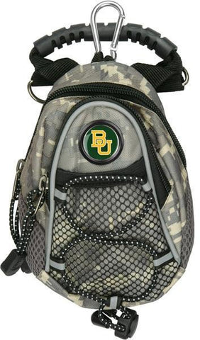Baylor Bears - Mini Day Pack  -  Camo - Linkswalkerdirect