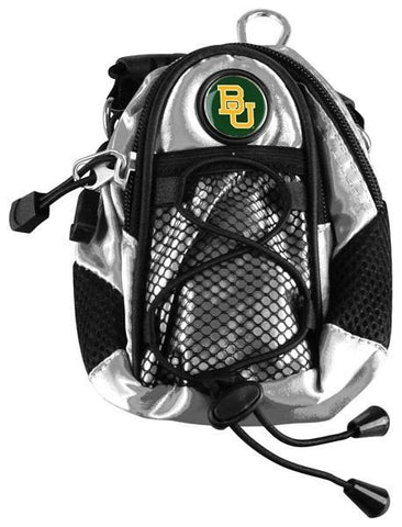 Baylor Bears - Mini Day Pack  -  Silver - Linkswalkerdirect